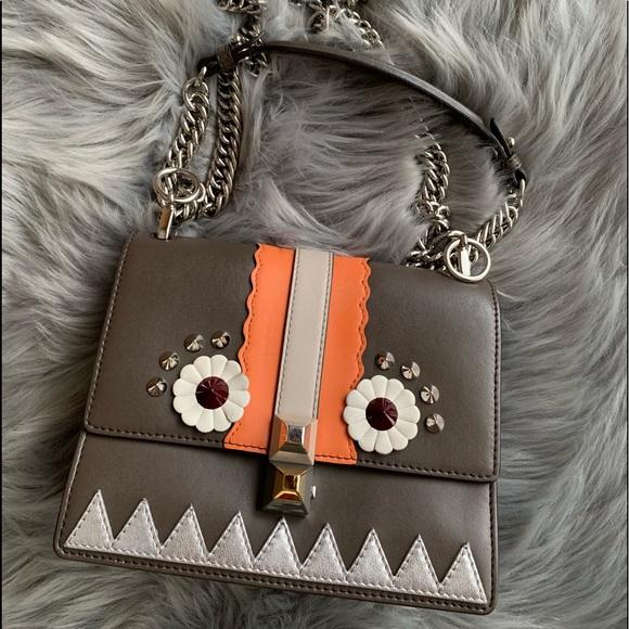 Fendi Handbags - 💝Price dropped❗️❗️❗️Fendi Mini Kan 1 Faces
